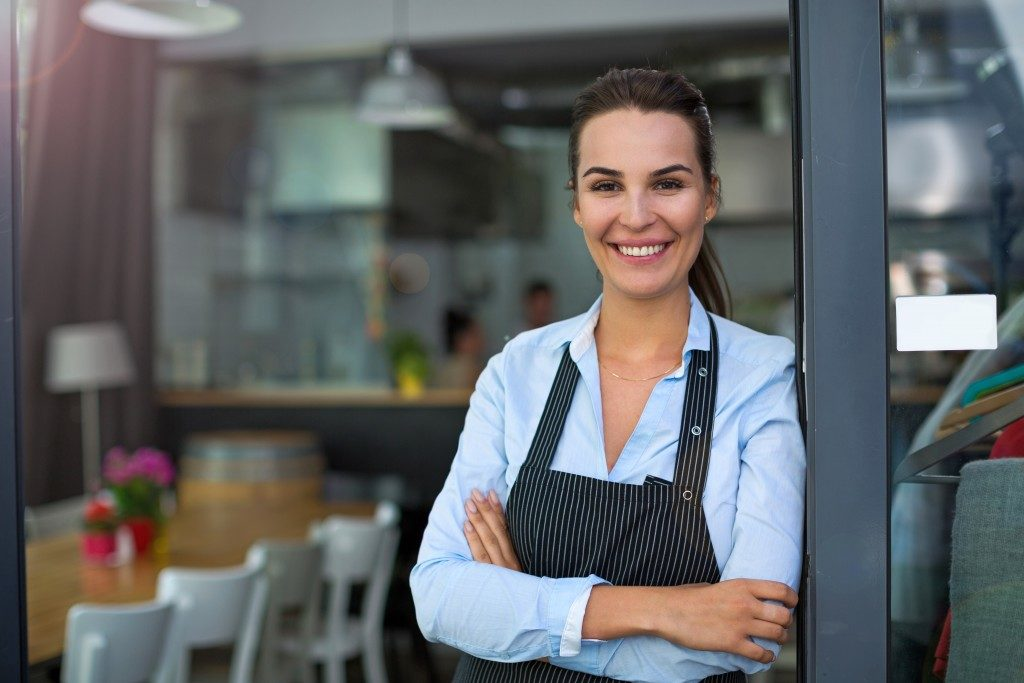 Restaurant Business of a Woman