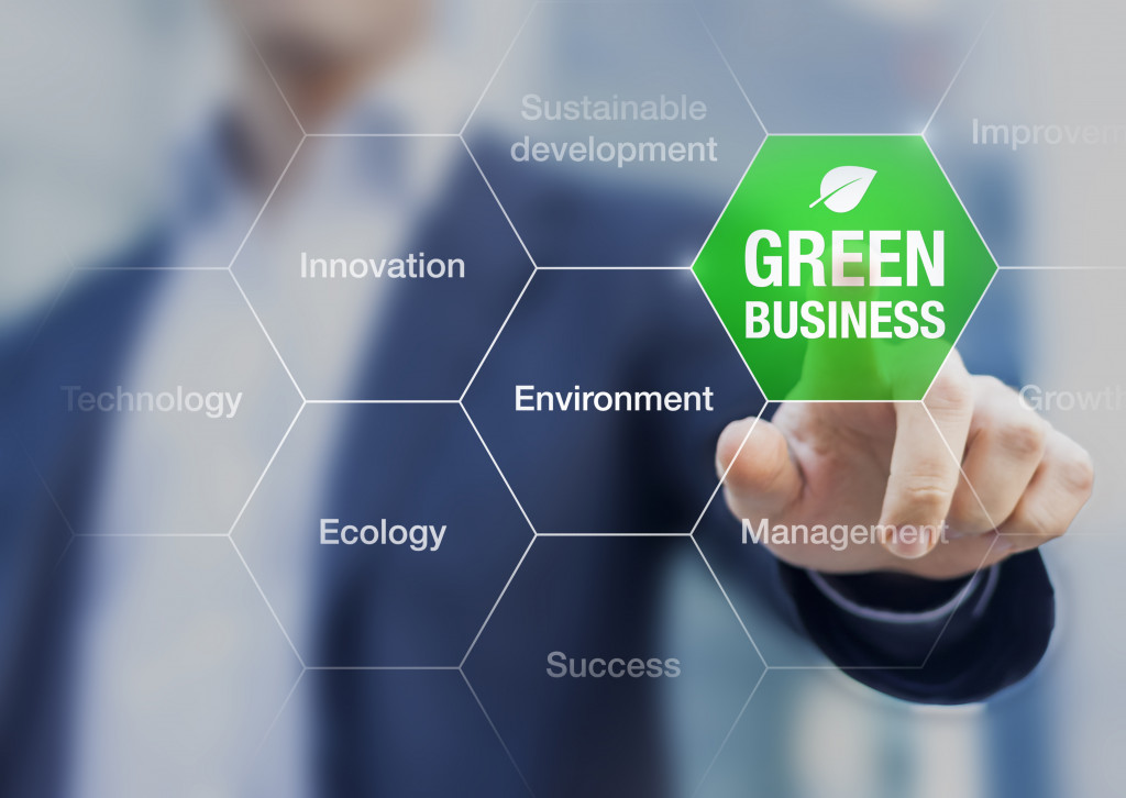 tapping into green business